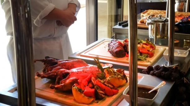 Laledan - Çırağan Palace Kempinski Salty buffet