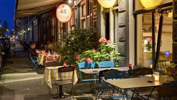 Restaurant Marius Ingang