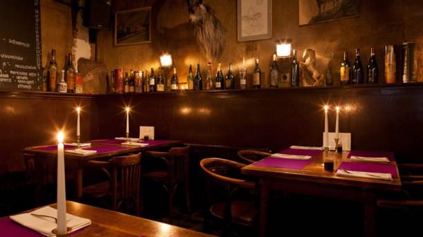 Bistro De Bok Nijmegen restaurantzaal