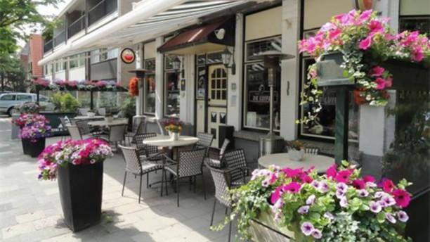 Cafe de Luifel Terras