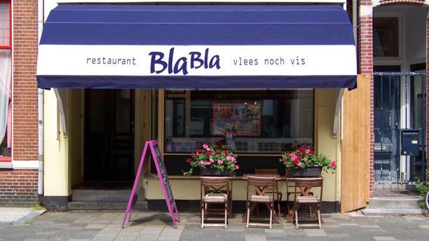 Restaurant Bla Bla Ingang