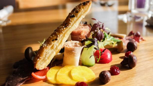 Restaurant La Niche Suggestie van de chef