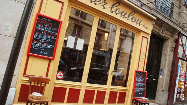 Chez Loulou Paris Bienvenue au restaurant Chez Loulou