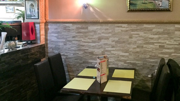 Barbecuehuis Tanger Het restaurant