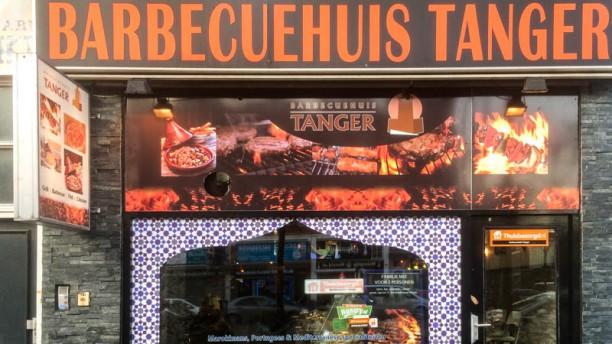 Barbecuehuis Tanger Ingang