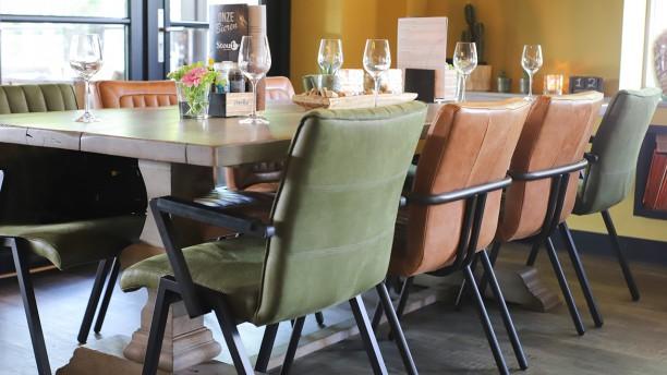 Stout eten & drinken Restaurant