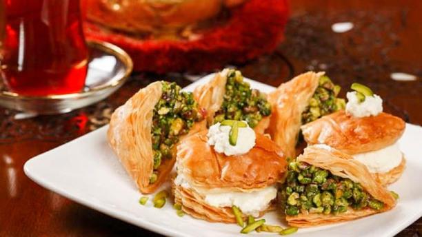 Pistache Halab Suggestie van de chef