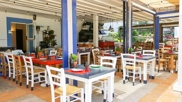 Restaurante Mar i Vent - Parador de Aiguablava Terrazza