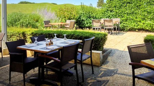 Restaurant du Golf de Saint-Quentin-en-Yvelines - Le 19ème trou terrasse