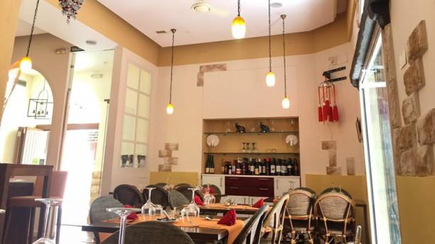 Tajmahal La Lonja Sala del restaurante