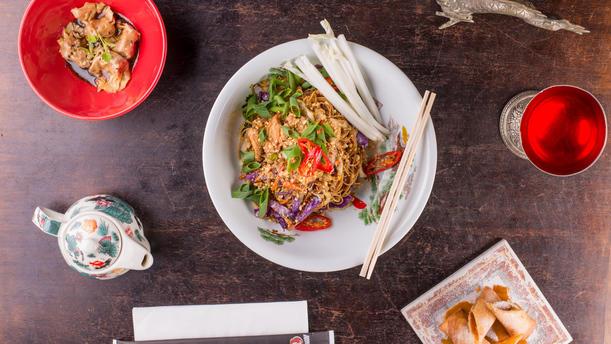 Grand Master Noodles Restaurant Week Delivery