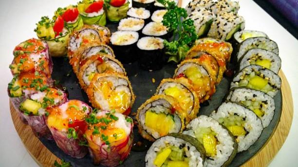 Casa do Sushi Sugestão do chef