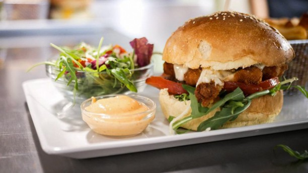 Le Panier à Burgers Suggestion de plat