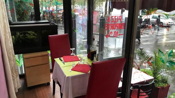 Jardin d'Italie Suggestion du Chef