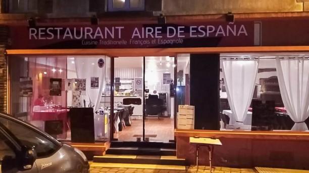 Aire de España Entrée