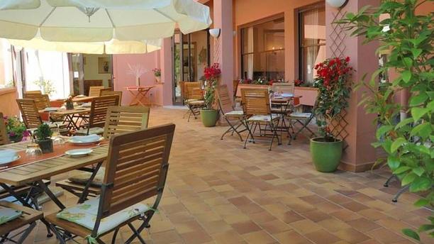 Restaurant Cassini Terrasse