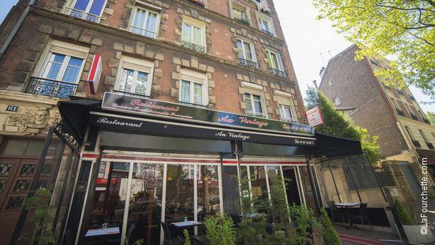 Au Vintage Restaurant Au Vintage