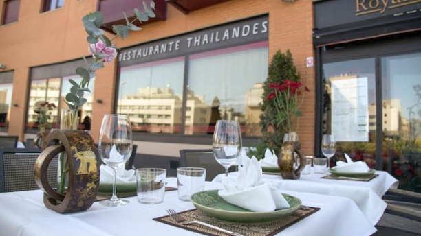 Royal Thai Las Tablas Terraza