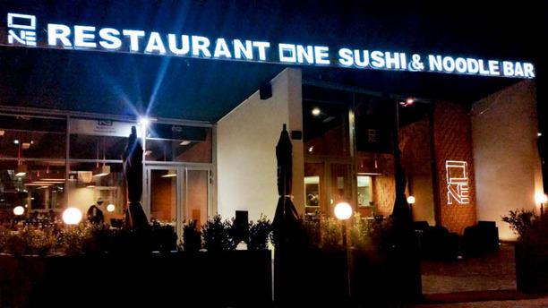 Restaurant One La entrata