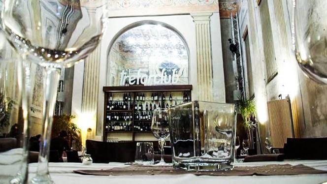 Sala interna - Trefor Cafè, San Donato Milanese
