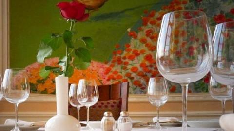 restaurant - Château de la Rapée - Amécourt