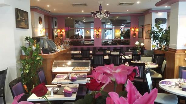 Le Mont Liban Salle du restaurant