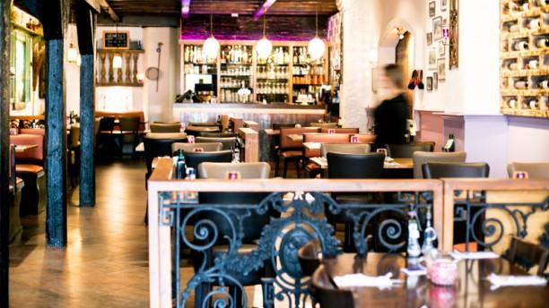 Rhodos Restaurantzaal