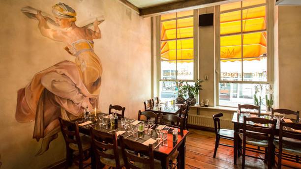 Ristorante Michelangelo Het Restaurant