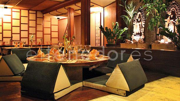 Thai Barcelona | Royal Cuisine Vista sala