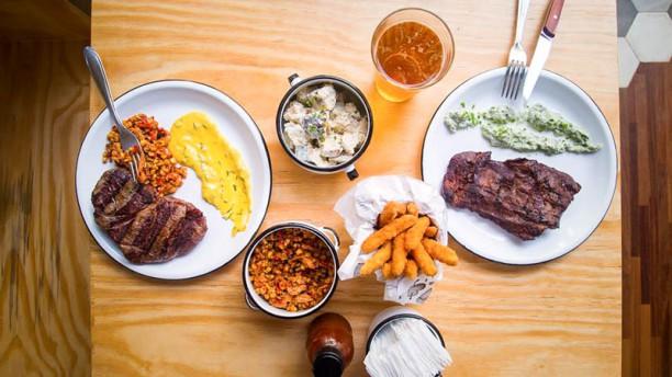 Kod Steakhouse especialidade do chef