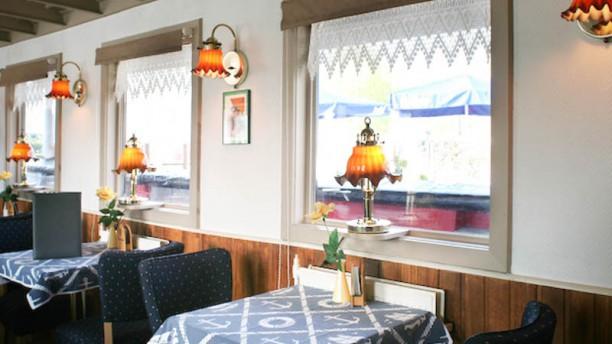 Lichtschip mayflower main room