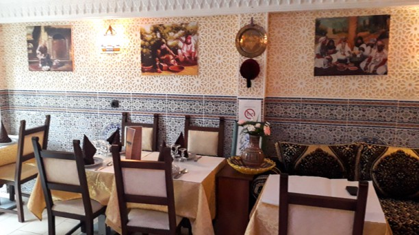Riad Souss Salle du restaurant