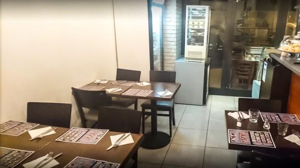 Beirut Express Salle du restaurant