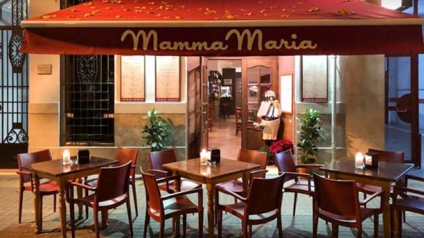 Mamma Maria, Restaurante y Pizzeria Terraza