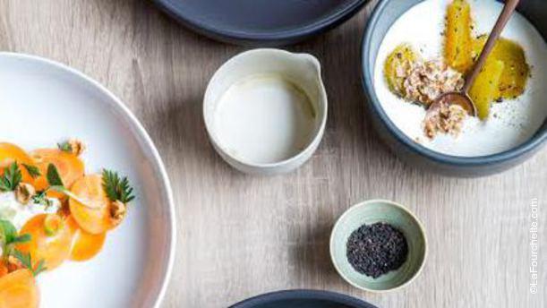 restaurant spa lunch clarins lille lille avis menu et prix. Black Bedroom Furniture Sets. Home Design Ideas