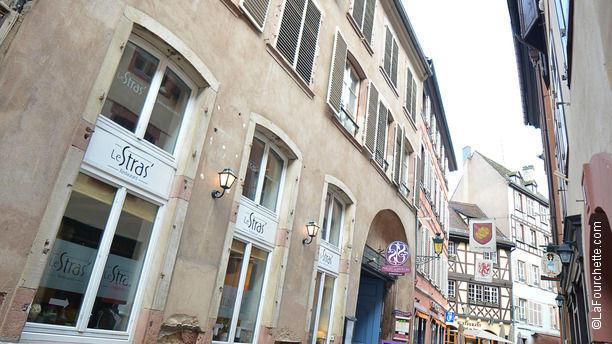 Restaurant Rue Des Dentelles Strasbourg