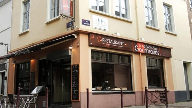 Instants Gourmands Bienvenue au restaurant Instants Gourmands