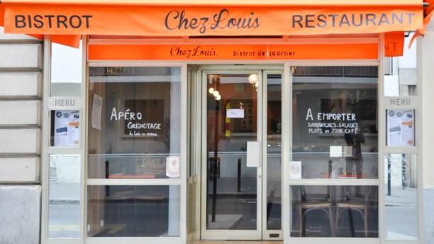 Chez Louis Devanture