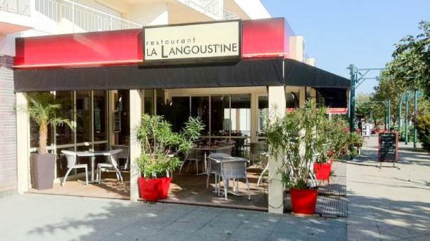 La Langoust'in Devanture