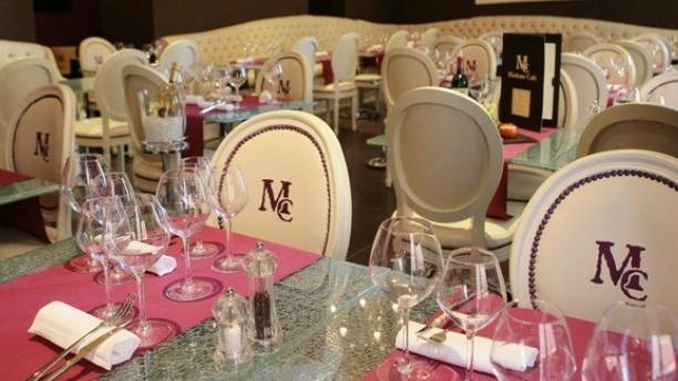 Marlone Café Vue de l'intérieur