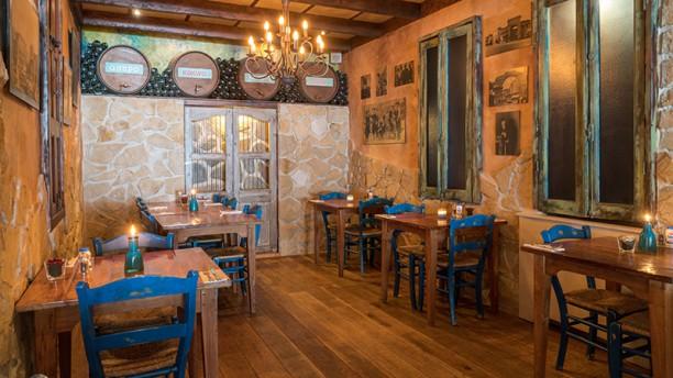 Rhodos Het restaurant
