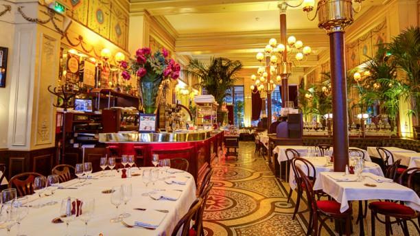 Le Grand Colbert Salle du restaurant