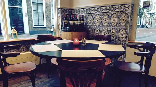 Casa Ramon Het restaurant