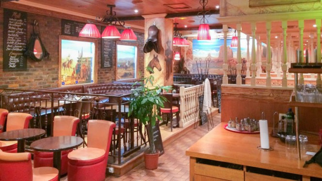 Le Ranch - Restaurant - Montreuil
