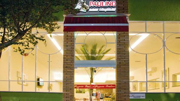 Pizzaria Paulino - Chacara Sto. Antonio fachada