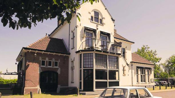 Het Spoorhuis Uithoorn Restaurant