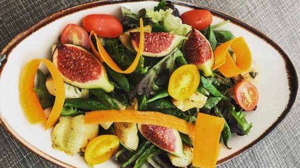 Visual Gastrobar Ensalada Km0