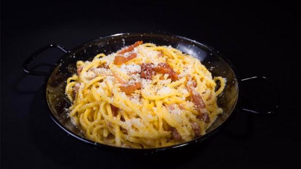 Spaghetti Cucina Italiana Suggerimento dello chef