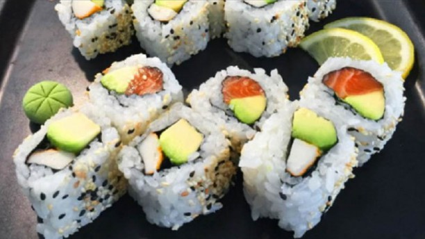 New Wok Sushi Sushi