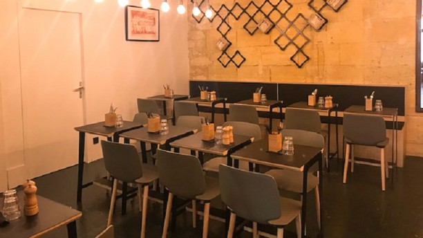 Zinzin Salle du restaurant